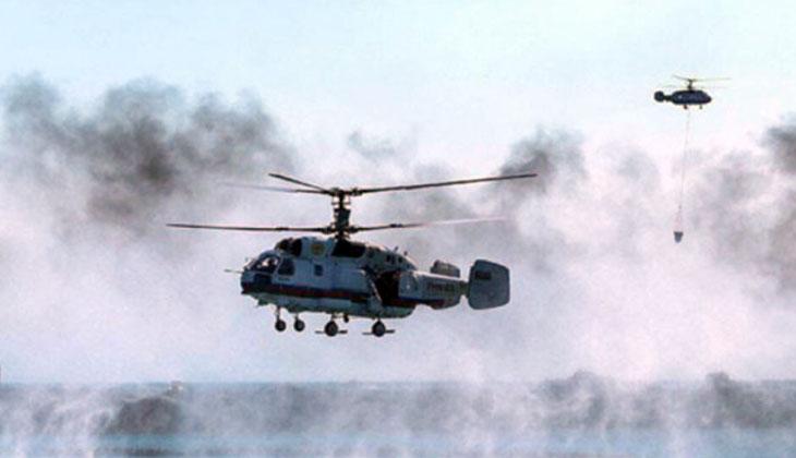 Rusya'da askeri tatbikat sırasında iki kişi hayatını kaybetti