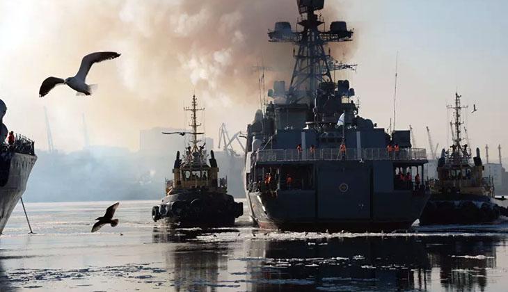 Rusya'nın ilk 'tam hayalet' gemisi inşa ediliyor...