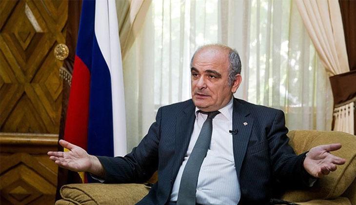 RUSYA'NIN İRAN BÜYÜKELÇİSİ, BASRA KÖRFEZİ'NDE TATBİKAT YAPACAKLARINI DUYURDU