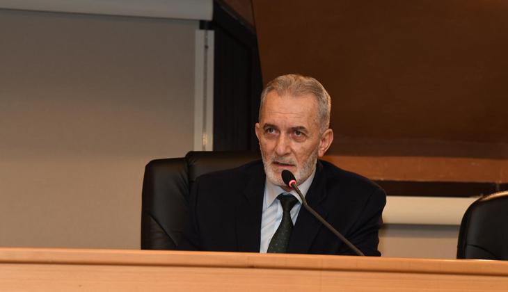 Salih Zeki Çakır, Koster Yenileme Projesi'ndeki son durumu ve projenin önemini Marine Money Forum'da anlattı