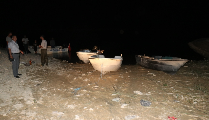 """Şanlıurfa'da balıkçılar """"Vira Bismillah"""" dedi"""