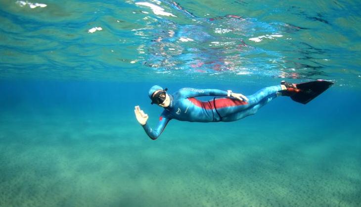 Serbest dalış insan vücudunu nasıl etkiliyor?