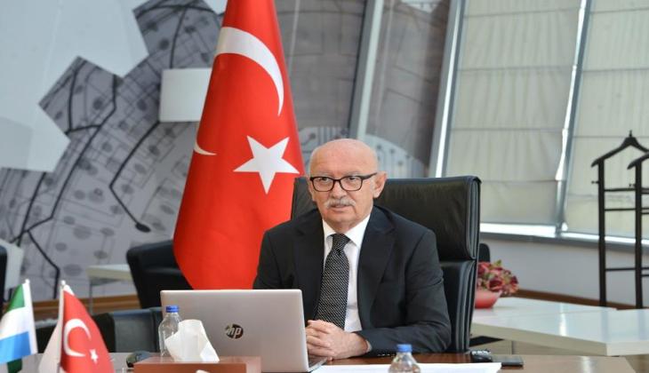 Sierra Leone'nin 5 bakanından Türk iş adamlarına yatırım çağrısı