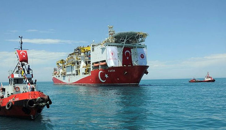 Sondaj ve sismik araştırma yapılan Karadeniz'de 40 kuyu daha açılacak