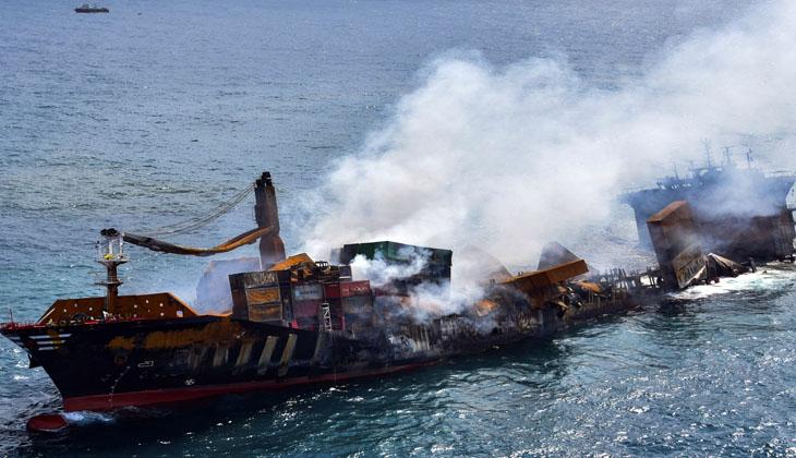 Sri Lanka, X-Press Pearl gemisinin şirketine 40 milyon dolarlık dava açıyor