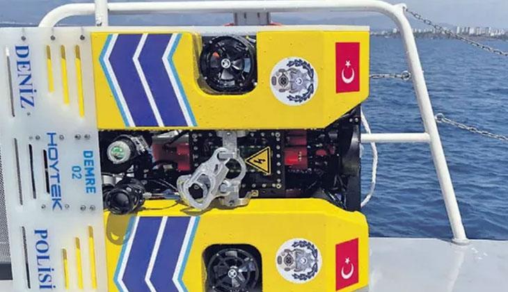 Su altı robotları, müsilaj temizliğinde kullanılabilir mi?