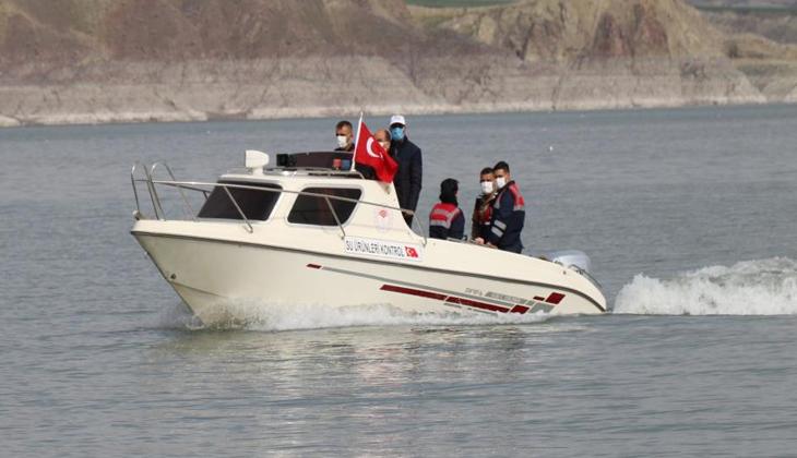 Su ürünleri av yasağı başladı, tekneler karaya çekildi