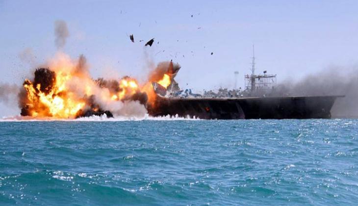Suudi Arabistan, Kızıldeniz'de Husilere ait patlayıcı yüklü tekneyi imha etti