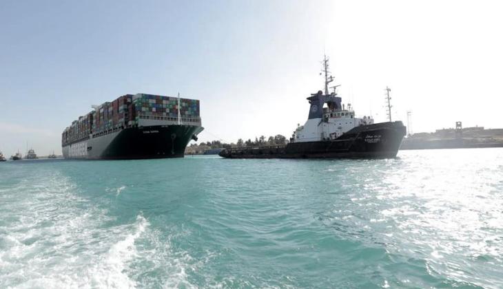 Süveyş Kanalı'ndaki kazaya yönelik soruşturma başlatıldı