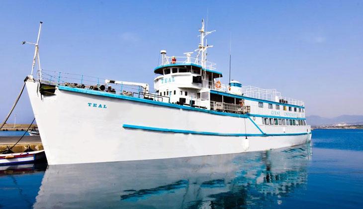 TEAL gemisi, KKTC Bayındırlık ve Ulaştırma Bakanlığı iş birliği ile müze oluyor