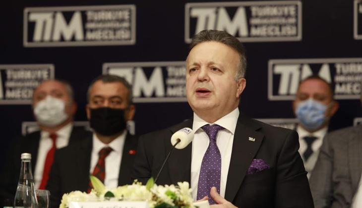 """TİM Başkanı Gülle: """"Yakında Türkiye Lojistik Portalımızı faaliyete geçireceğiz"""""""