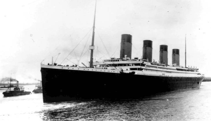 Titanik gemisi yok olmadan önce keşif ekibi enkazı araştıracak