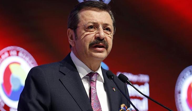 TOBB Başkanı Hisarcıklıoğlu '16. ICC Türkiye Tahkim Günü'nde konuştu
