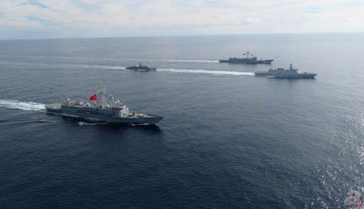 TSK ve ABD, Doğu Akdeniz'de ortak eğitimler gerçekleştirecek