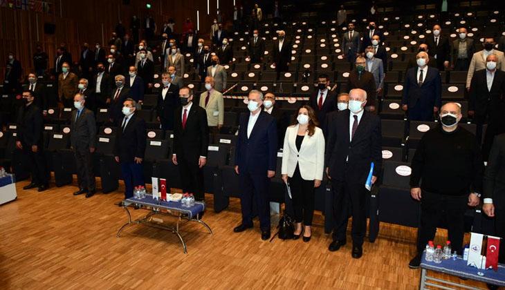 TÜDEV Genel Kurulu Yapıldı! Vakıf Senedi Değişikliği teklifi kabul edildi