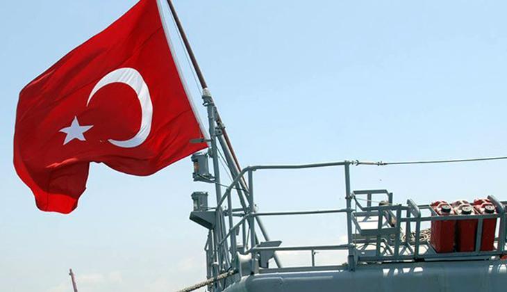 Türk bayraklı gemilerin Bingazi Limanı'na girişine izin verildi