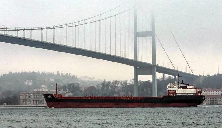 """""""Türk Boğazları Deniz Trafik Düzeni Yönetmeliği Uygulama Yönergesi"""" yürürlüğe girdi"""