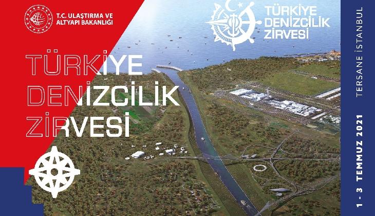 Türkiye Denizcilik Zirvesi 1-3 Temmuz tarihlerinde düzenlenecek