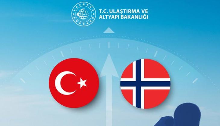 Türkiye ile Norveç arasında STCW anlaşması imzalandı