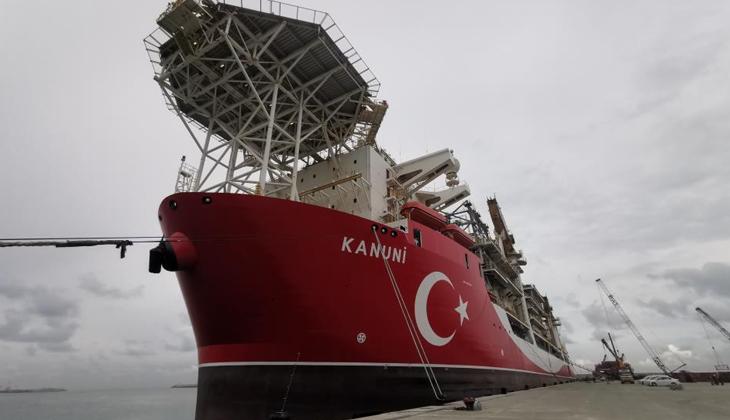 Türkiye, yeni sondaj gemisi alıyor!