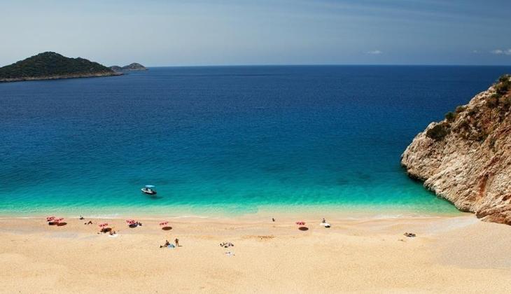 Türkiye'de mavi bayraklı plaj sayısı 486'ya yükseldi