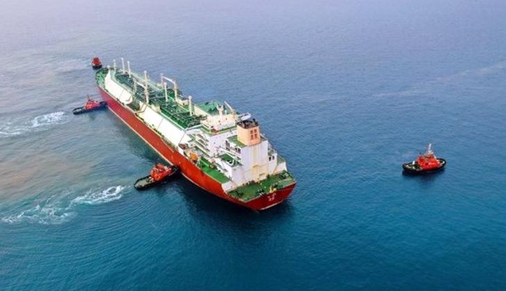 Türkiye'nin yeni FSRU gemisi Nisan ayında Hatay'da olacak!