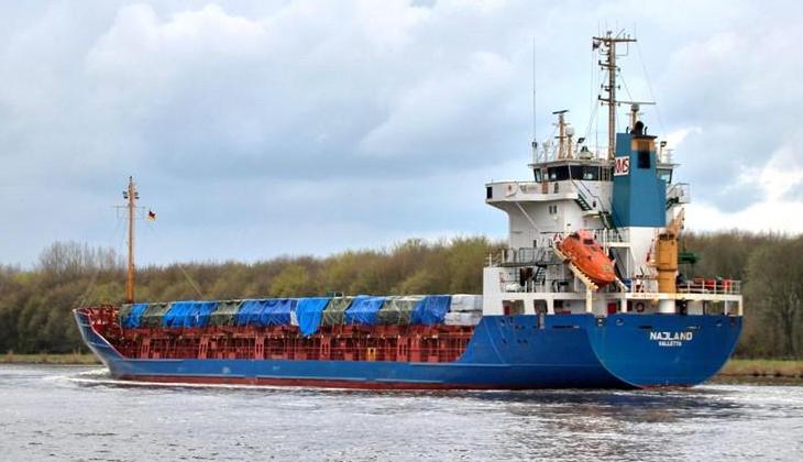 Üç ülkenin ortak operasyonuyla genel kargo gemisinde 6 ton uyuşturucu madde ele geçirildi