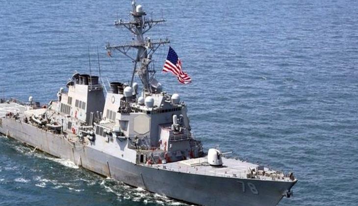 Ukrayna-Rusya krizi: CNN'e konuşan ABD yetkilisi, Karadeniz'e savaş gemileri göndermeyi düşündüklerini söyledi
