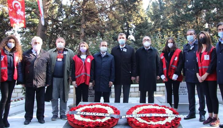 Üsküdar Vapuru Faciasında hayatını kaybeden 392 kişi mezarları başında anıldı