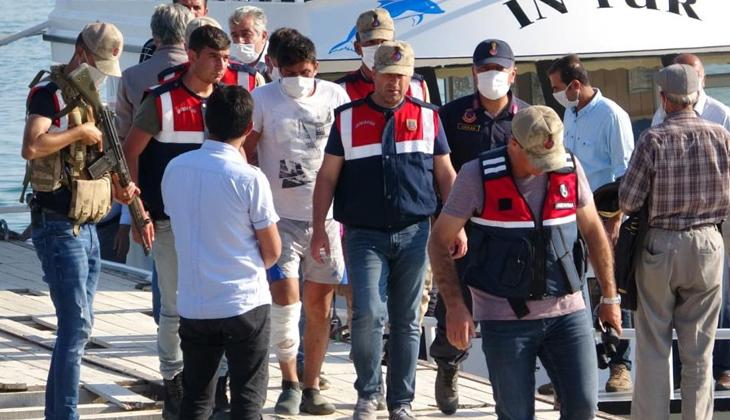 Van'da 61 kişinin hayatını kaybettiği tekne faciası ile ilgili 12 kişinin yargılanmasına başlandı