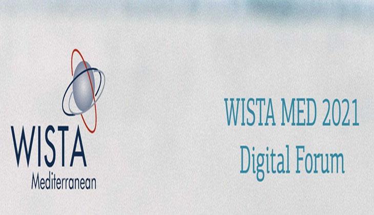 'WISTA Mediterranean 2021 Digital Forum' 9 Haziran'da düzenlenecek
