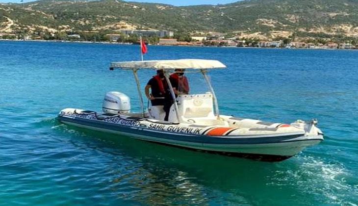 Yasa dışı deniz patlıcanı avcılığı yapanlara ceza verildi