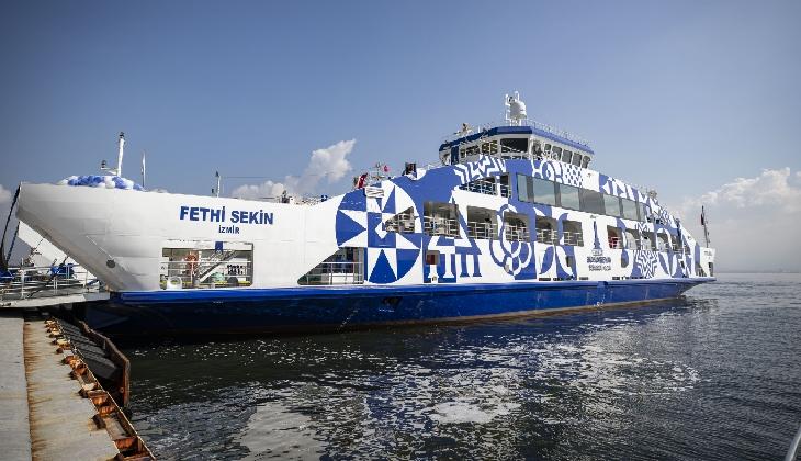 Yeni sefer düzenlemesiyle birlikte feribot kullanımı artış gösterdi
