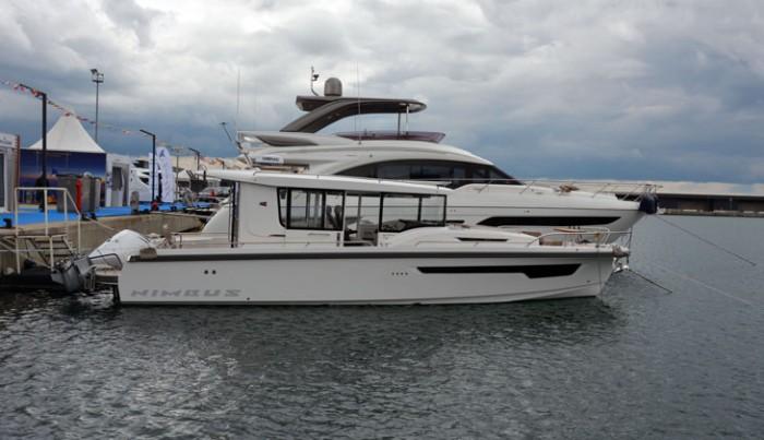 """CNR Avrasya """"Boat Show Denizde"""" fuarı ziyaretçilerini bekliyor..."""