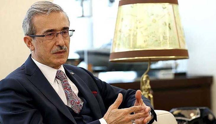 Cumhurbaşkanlığı Savunma Sanayii Başkanı İsmail Demir çok maksatlı hücum gemisi TCG Anadolu'nun teslimat tarihini açıkladı.