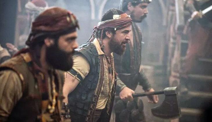 Tarihi dizi Barbaroslar'dan ilk fragman geldi