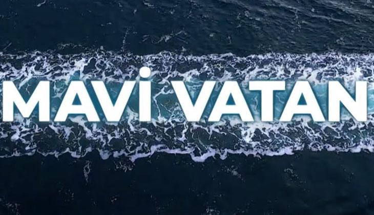 TRT Haber'in hazırladığı 'Mavi Vatan' belgeseli büyük beğeni topladı